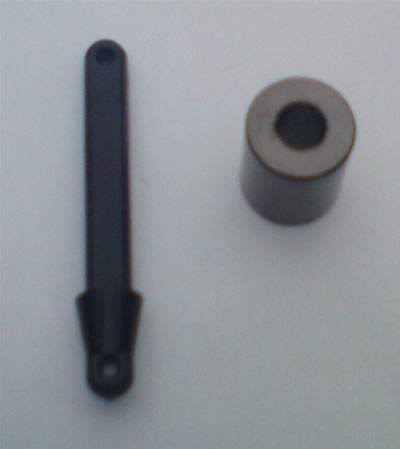 Spare Multiweight Adaptor and Weight